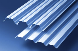 High quality trapezoidal sheets